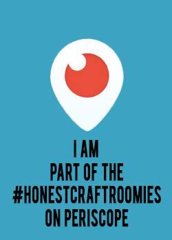 #honestcraftroomies