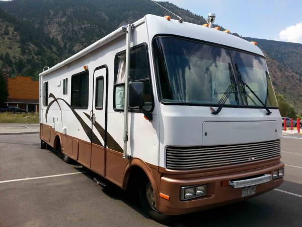 Used Rvs 1992 Sonoma Isuzu Diesel Motorhome For Sale For