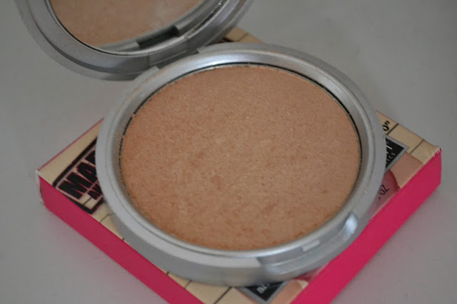 Makeup must have #2: theBalm Mary Lou Manizer Luminizer