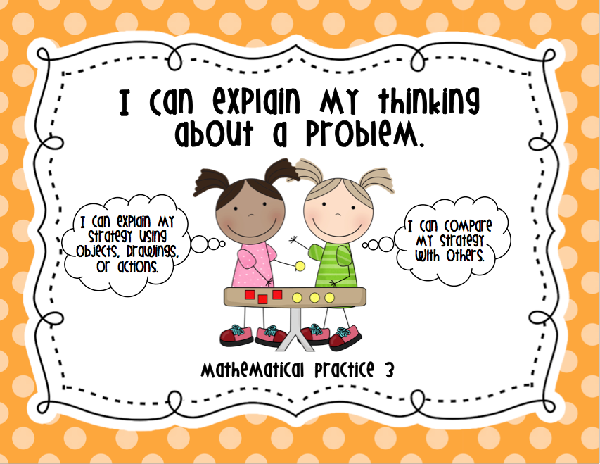 Mrs. Ricca's Kindergarten: Common Core Math Posters FREEBIE