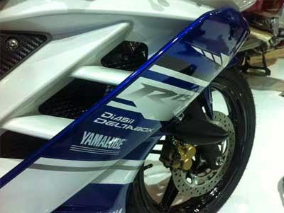 Koleksi gambar motor Yamaha terbaru
