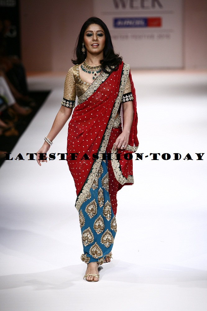 Shyaml and Bhumika Collection 2011