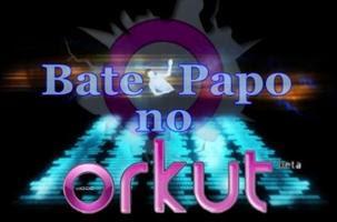 sala de bate papo no orkut