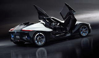 BladeGlider Concept from Nissan - wings