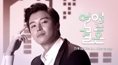 Sinopsis Drama Korea Marriage Not Dating Episode 1-Tamat