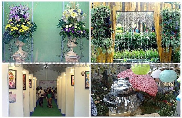 Pesta Bunga - Festival Floria Diraja Putrajaya 2015