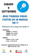 Torneo de Pádel Fiestas Patronales La Manga