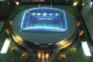 Gambar Stadion Batakan 2012