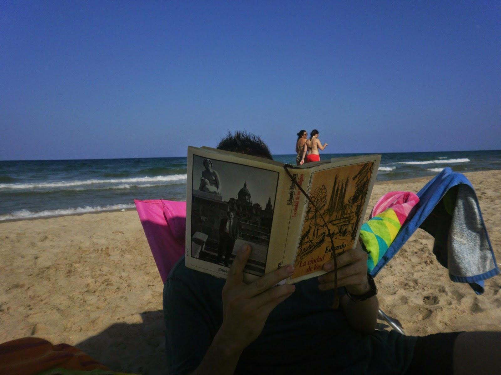 LA BIBLIOTECA DEL TESORO: Vacaciones de Verano