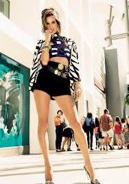 Alessandra Ambrosio new Style