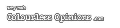 ColourlessOpinions.com™