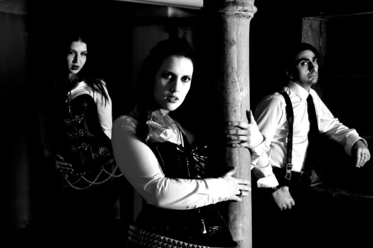 Eycromon: synth pop\wave\goth act from Augsburg, Germany played in E114 of the ArenaCast