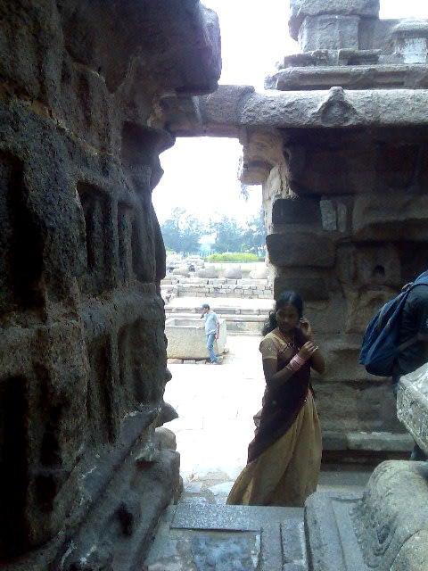 Swachchanda monolithic sculptures of mahabalipuram