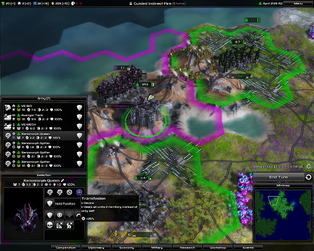 Pandora: First Contact - Xenomorph Queen Screenshot