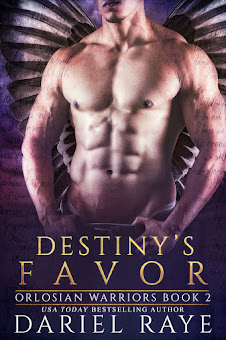 """Destiny's Favor: Orlosian Warriors Bk.2"""