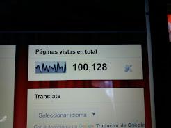 100.000 GRACIAS!