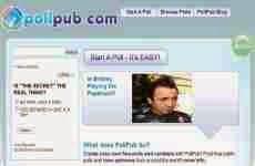 PollPub: permite crear encuestas online