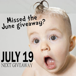 WHEN IS THE NEXT GIVEAWAY?