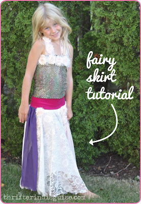 Dress or Skirt for Fairy