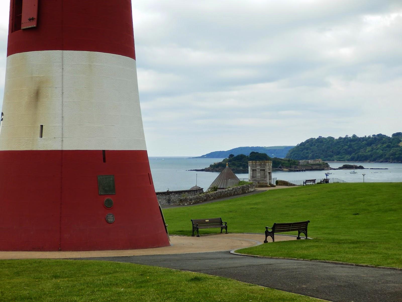 Lighthouse, Plymouth, Devon