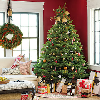 Christmas Tree Ideas Colorful