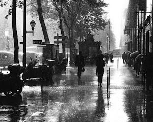 RAINFALL: A CITY STREET