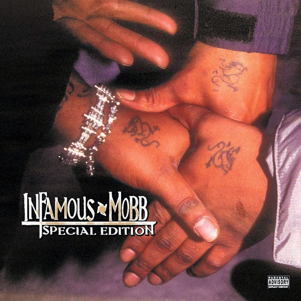 Infamous Mobb - Special Edition Cover