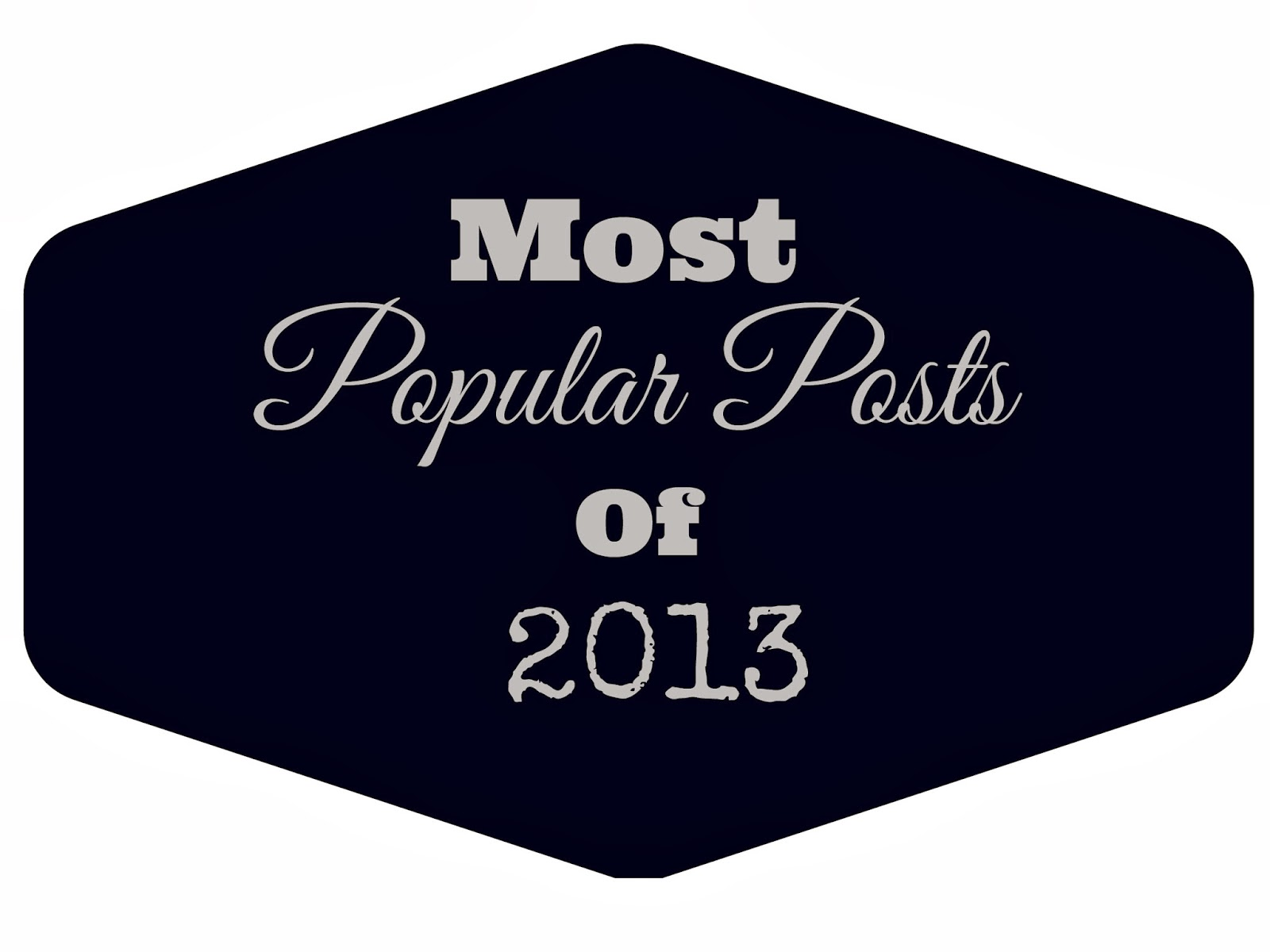 Restoration Beauty: Most Popular Posts of 2013