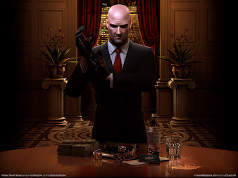 #27 Hitman Wallpaper