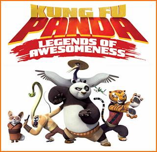 Assistir Seriado Kung Fu Panda Legends of Awesomeness S01E01
