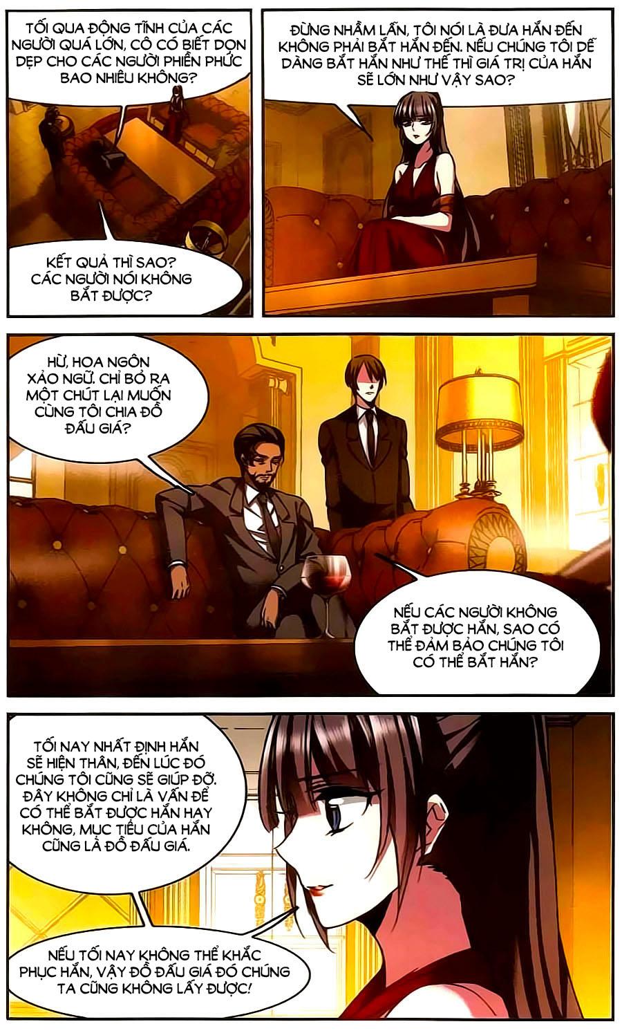 Huyết Tộc Cấm Vực chap 98 page 22 - IZTruyenTranh.com