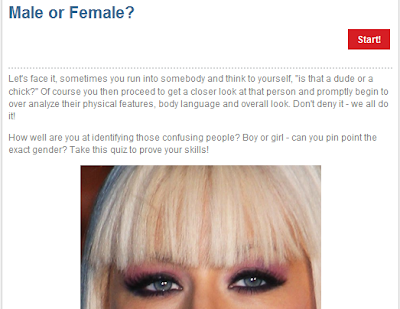 are you transgender quiz