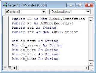 Cara Menyimpan File Image[Foto] ke MySQL