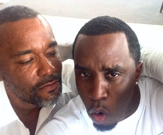 photo question is lee daniels amp p diddy strike gay