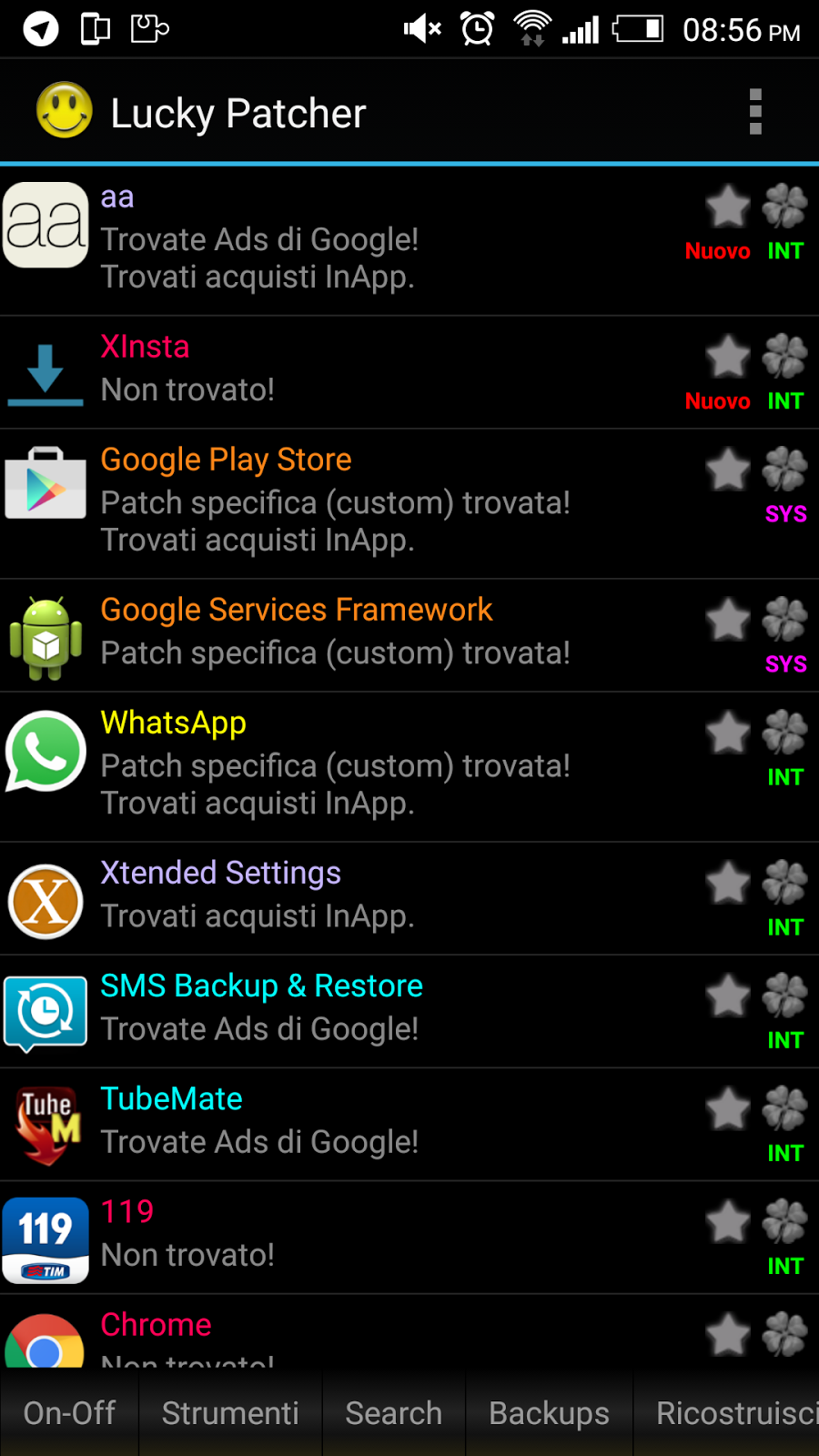 Android game hack italia guida a lucky patcher il pi potente tool per android - Er finestra android ...