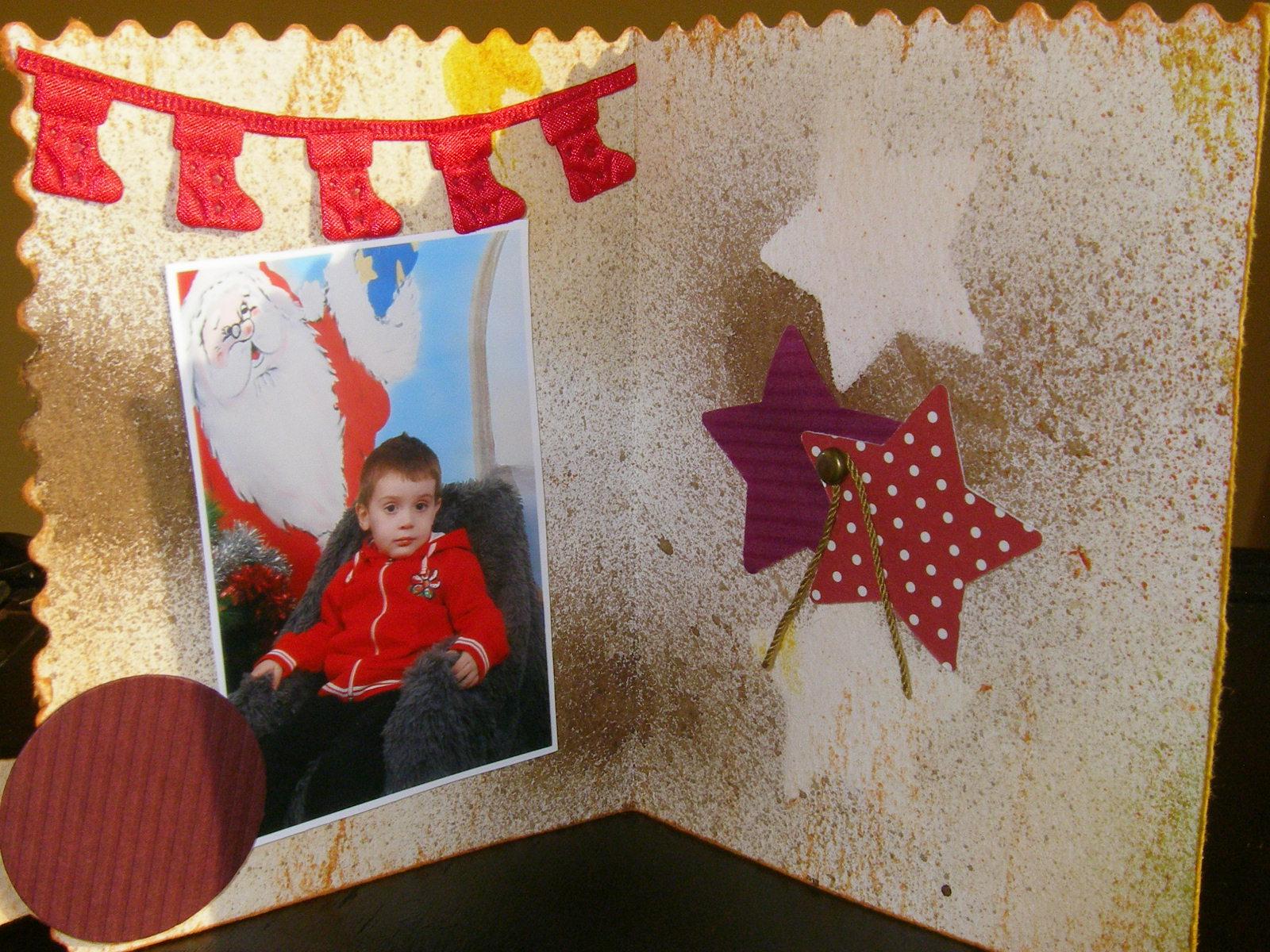 un grupo de amigas en casa para hacer postales de navidad laura nos ense a decorar velas y mnica nos di grandes ideas para hacer nuestras postales