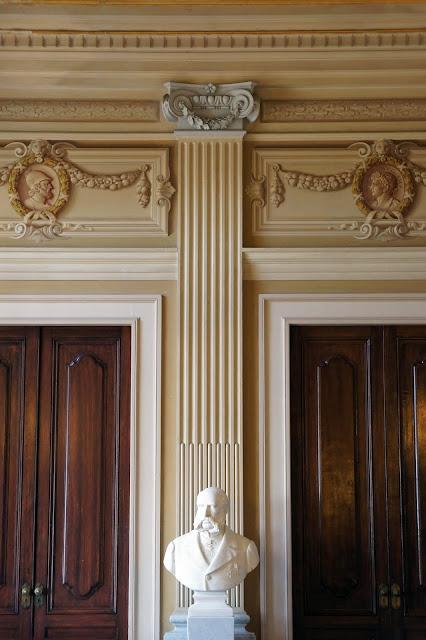 palazzo parisio landing neoclassical
