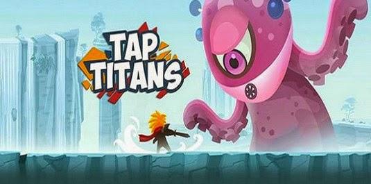 Tap Titans 1.1.4 MOD APK