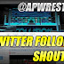 Twitter Follower Shoutout ★ @APWrestling