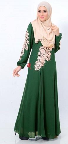 AMANDA ORKED DRESS
