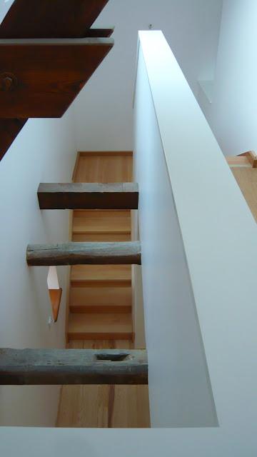 escalier double hauteur