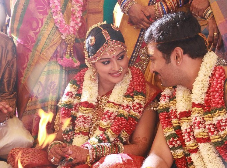 Sneha and Prasanna Marriage Photos
