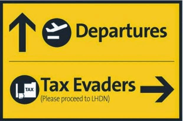 Ada Hutang Dengan LHDN Maaf Anda TIdak Bole Ke Luar Negara