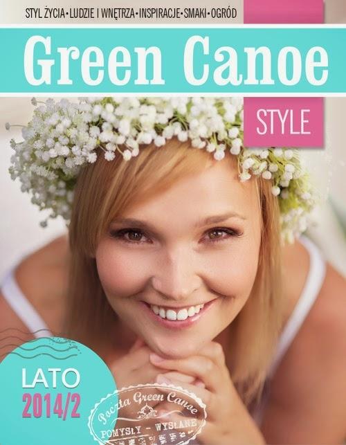 Green Canoe Style Lato 2014