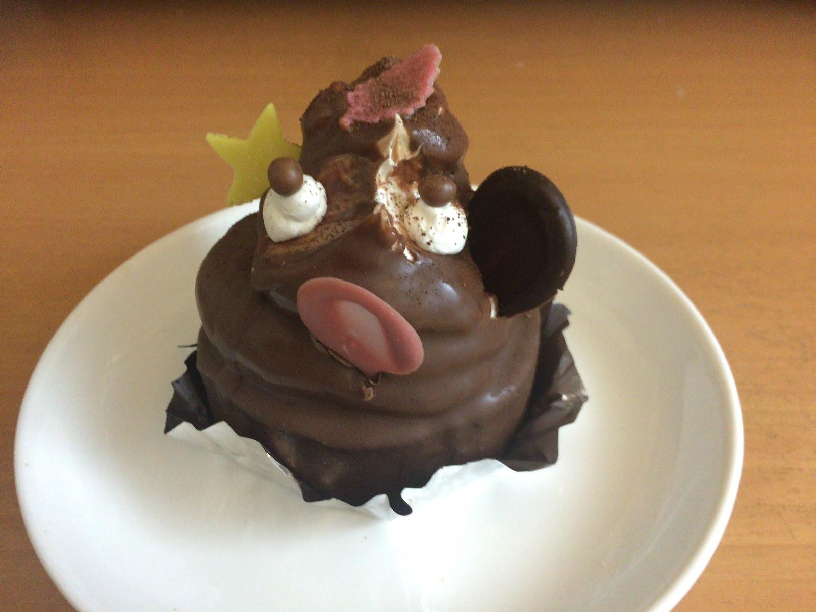 たぬきケーキ 北海道札幌市「シャトレーヌ洋菓子店清田店」
