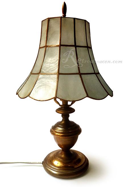 Retroalmacen tienda online de antig edades vintage y - Venta de lamparas antiguas ...