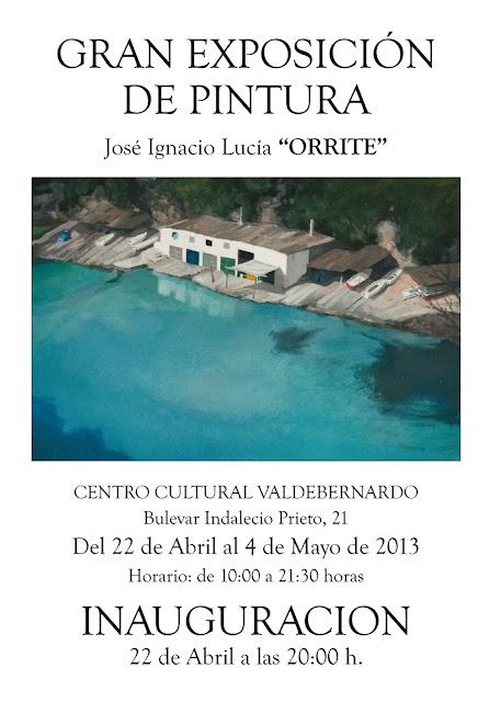 Expo Valdebernardo 22 abril a 4 de mayo,