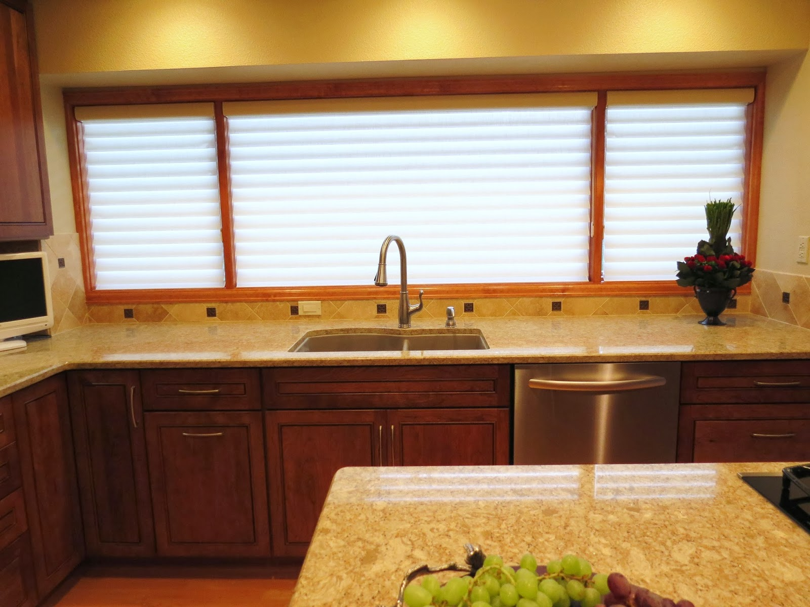 c2Design: Golden Kitchen Remodel