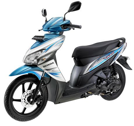Daftar Harga Motor Honda Baru September 2011