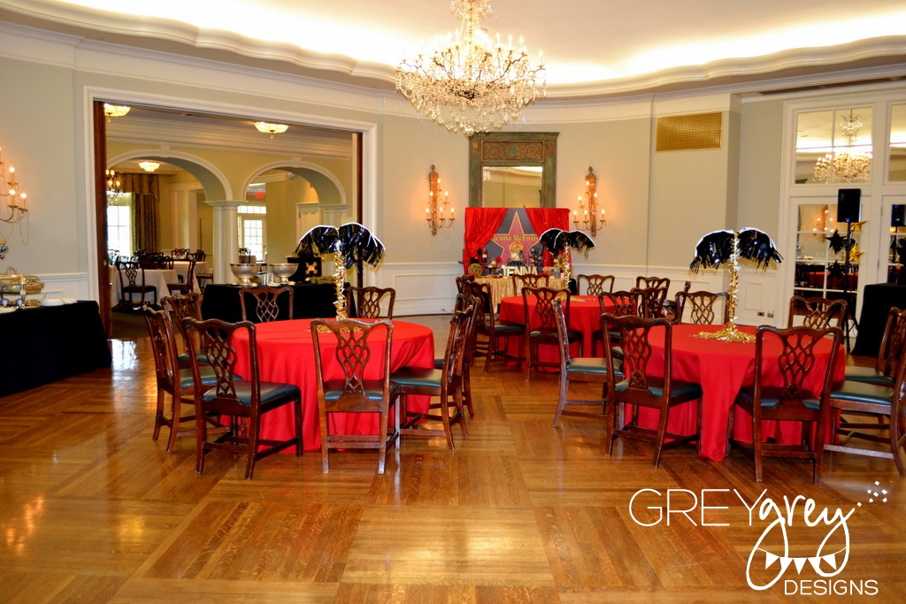 Greygrey Designs My Parties Jenna S Red Carpet Hollywood Birthday Party